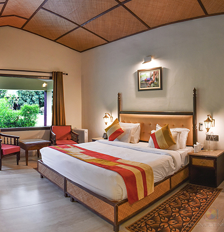 Accommodation at Jim Corbett
